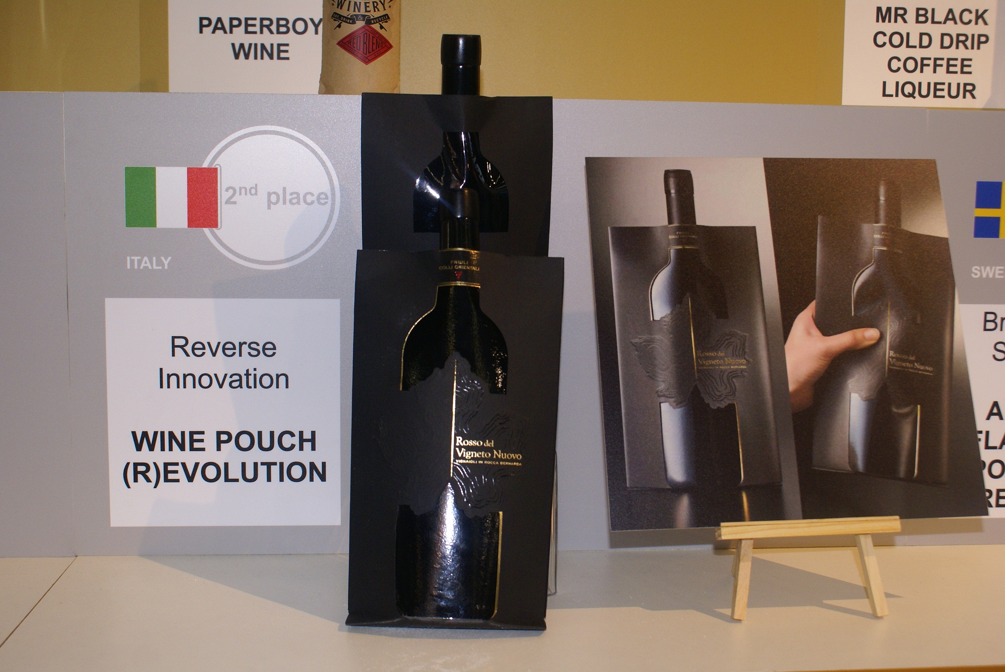 Des innovations en provenance d'autres pays exposées à Emballage 2014.