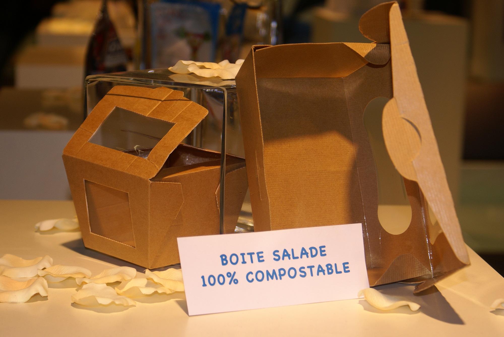 Les emballages composites continuent leur percée dans l'agroalimentaire.