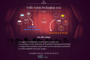 VeilleSalon Packaging 2015