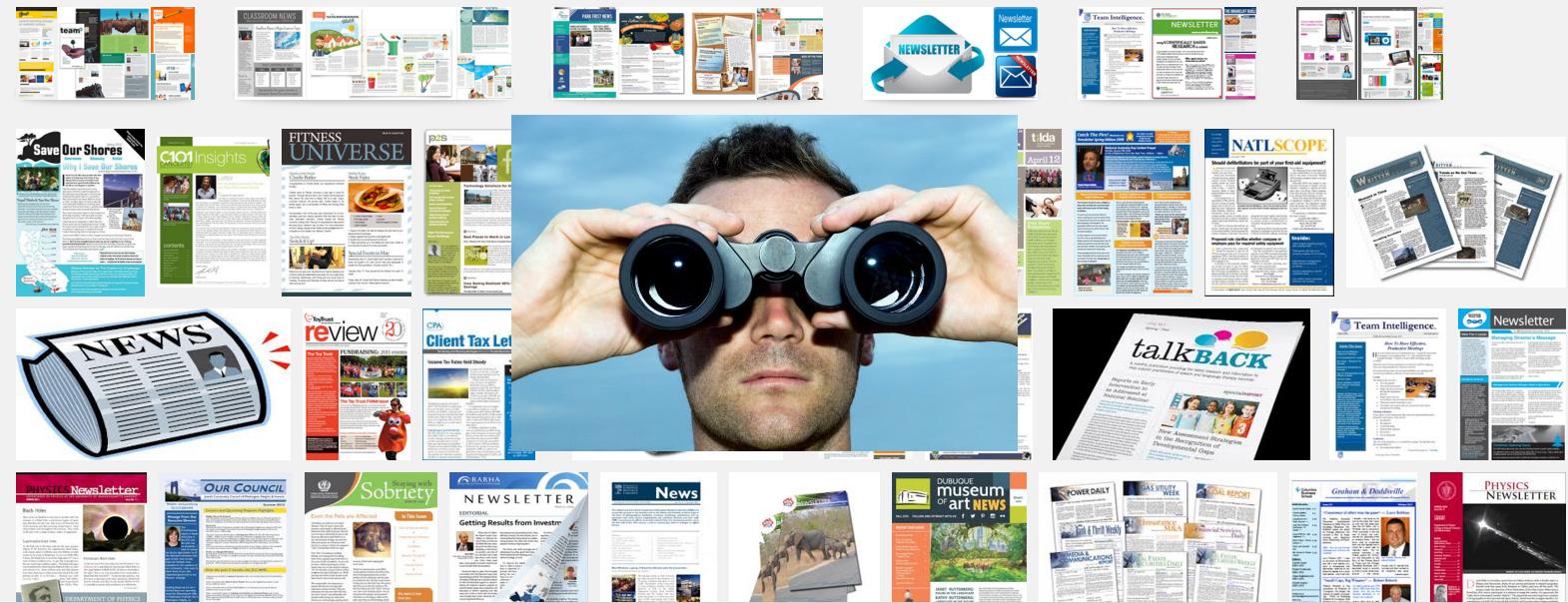 newsletters-surveillance
