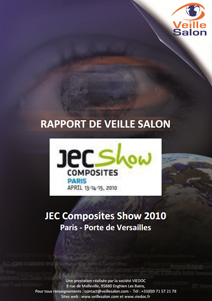 JEC Composites Paris 2010